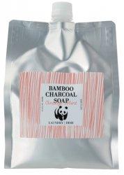 竹炭の石けん(オレンジミント)2000ml リフィル