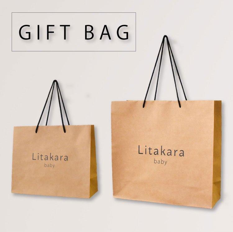ギフトバッグ Mサイズ Lサイズ ラッピング 紙袋 ショッピングバッグ 手提げ 紙袋 プレゼント ギフト お渡し emoka