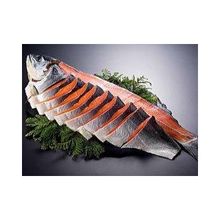 北洋紅鮭 (2キロ級)まるごと1本