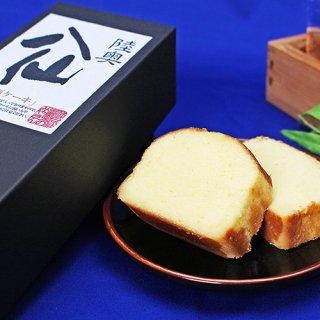 【日本酒がお好きな方へ】あおもり酒ケーキ ‐ 八戸の地酒「陸奥八仙」 ‐