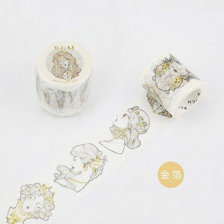 【5%OFF】 スペシャル 金箔 レトロなメロディ ビーナス 40�