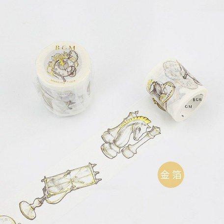 【5%OFF】 スペシャル 金箔 レトロなメロディ ティータイム 40�