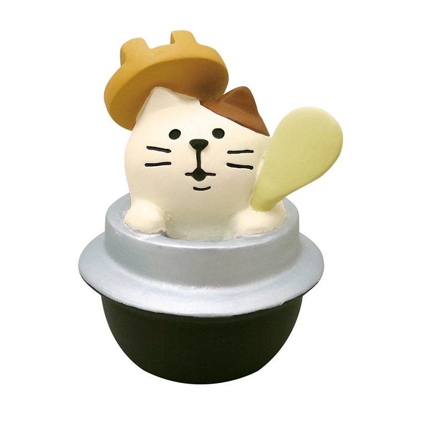≪35%OFF≫concombre 釜めし猫