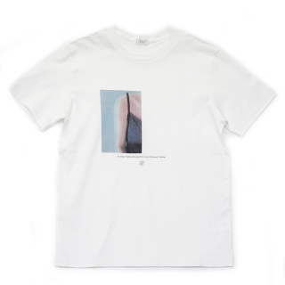 Photo Tshirts ×Rio Hanai (white)