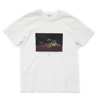 Photo Tshirts ×Cenon Norial (white)