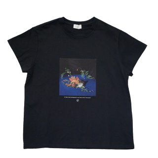 Photo Tshirts ×Cenon Norial (black)