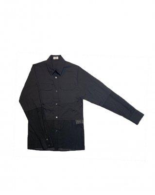 combi border shirt (black)