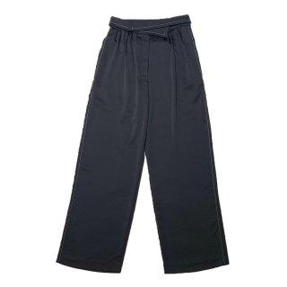 stitch pants (black)