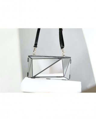 metal bag (L) / plain