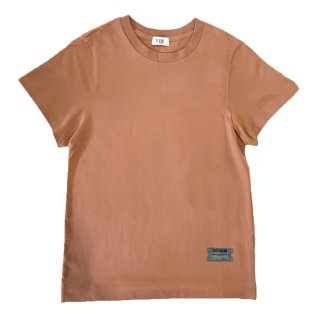 [daughters × tiit tokyo] logo ticket T shirt (carrot)
