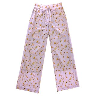[daughters × tiit tokyo] flower pants