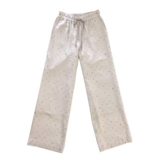 [daughters × tiit tokyo] marble dot pants
