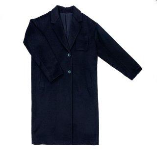 post coat (navy)