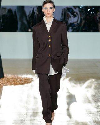 blazer(brown)