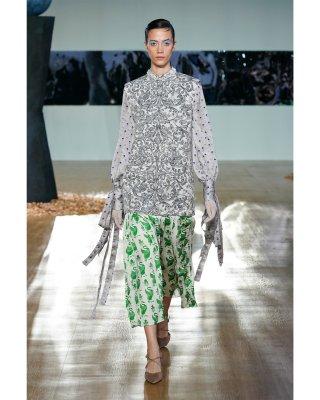 angel JQ docking dress (white)