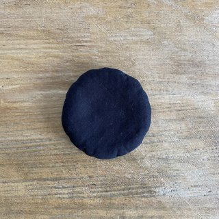 ふわふわコースター 黒 | suwayama
