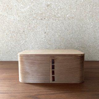 博多曲物(曲げわっぱ)の弁当箱 大 | 柴田徳商店