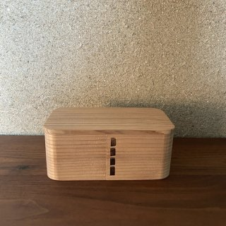 博多曲物(曲げわっぱ)の弁当箱 小 | 柴田徳商店