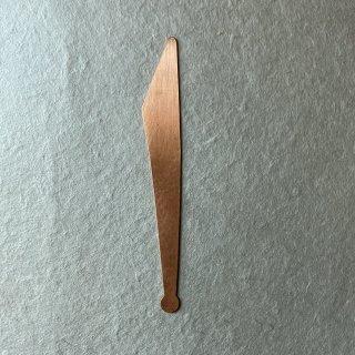 ichi Butter knife 銅 | ichishina design