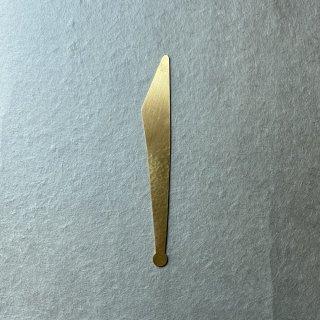 ichi Butter knife 真鍮 | ichishina design