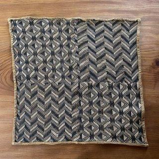 クバクロス 58.5cm×57.5cm | ヴィンテージクロス 一点もの