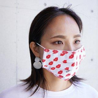 KISS, TOKYO マスク【PATTERN】