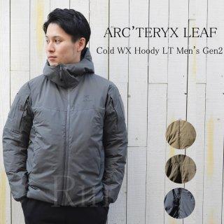 新型!!ARC'TERYX LEAF / アークテリクスリーフ / Cold WX Hoody LT Men's Gen 2 - 2020 Model 16493