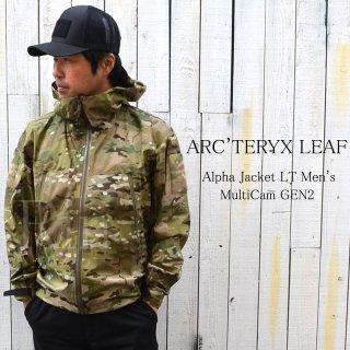 ARC'TERYX LEAF / アークテリクスリーフ / Alpha Jacket LT  Men's MultiCam / アルファジャケットLTマルチカム / GEN2 / 迷彩 / 19936