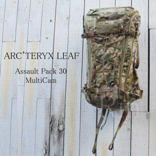ARC'TERYX LEAF / アークテリクスリーフ / Assault Pack 30 MultiCam / アサルトパック30マルチカム / 迷彩 / 17724