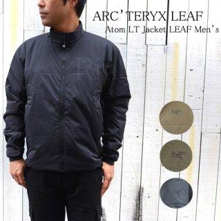 ARC'TERYX LEAF / アークテリクスリーフ / Atom LT Jacket Men's / Atom LT Jacket LEAF / アトムLTジャケット / 中綿 / 14282