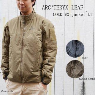 ARC'TERYX LEAF/アークテリクスリーフ/Cold WX Jacket LT Men's/コールドWXジャケットLT/コールドWXジャケット/17351