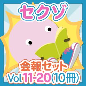 会報セット Sexy Zone Vol.11-20(10冊)