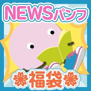 【福袋】パンフレット(グループ別) NEWS