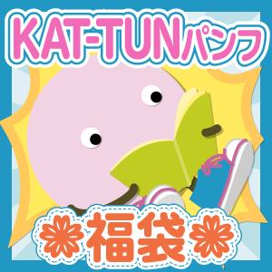 【福袋】パンフレット(グループ別) KAT-TUN