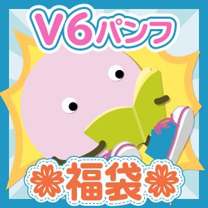 【福袋】パンフレット(グループ別) V6