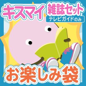 キスマイ 雑誌(テレビガイドのみ)10冊セットお楽しみ袋