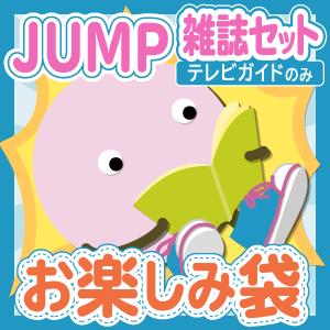 Hey!Say!JUMP 雑誌(テレビガイドのみ)10冊セットお楽しみ袋