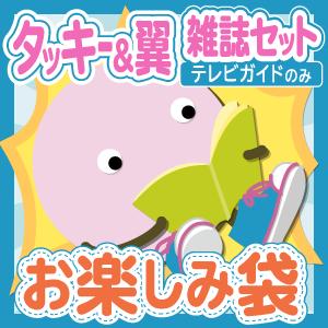 タッキー&翼 雑誌(テレビガイドのみ)10冊セットお楽しみ袋
