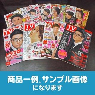 KinKi Kids/堂本剛 雑誌(テレビガイドのみ)10冊セットお楽しみ袋