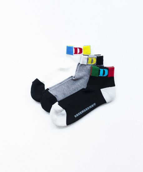 Skaters ankle sox / MAN