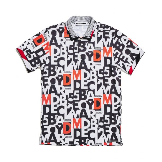 <Sold Out>Graffity Polo / men
