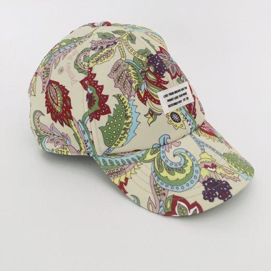 Fleamarket botanical cap / UNISEX