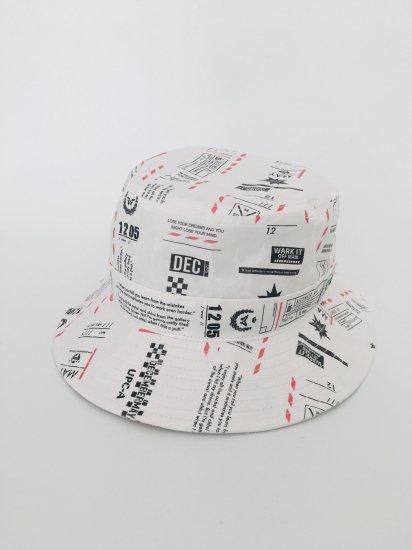 SIWA Roundtrip glossy Bucket Hat / UNISEX