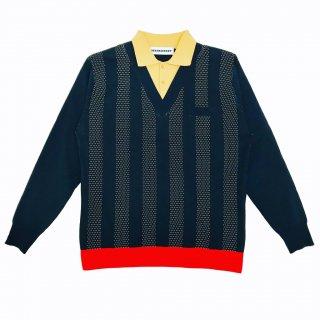 Francis Knit Polo / men