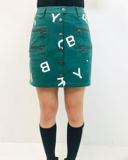 Studded Alpha Skirt / WOMAN
