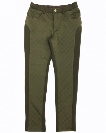 MIL-wavequilt Tapered Pants / men