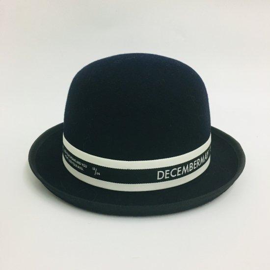 Logo jacquard borer hat  / unisex