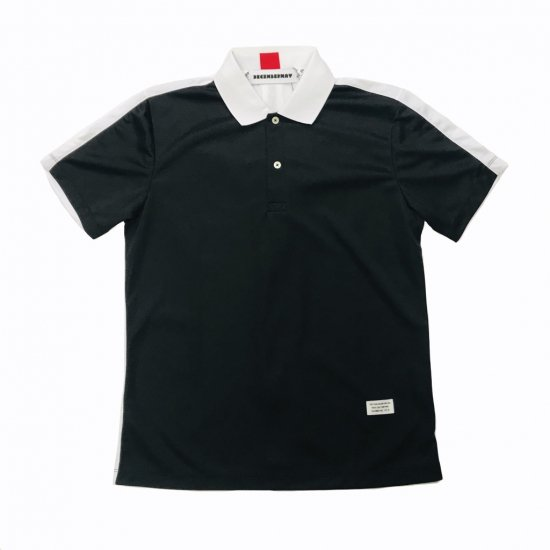<再入荷!>Duality Backline Polo / women
