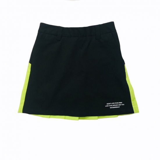 Bycolors Pleated Skirt / WOMAN