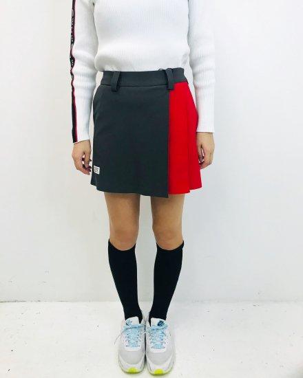 Italian Bycolors Pleated Skirt / women
